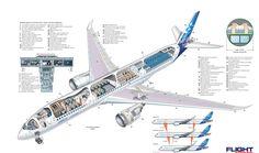 A350cutaway
