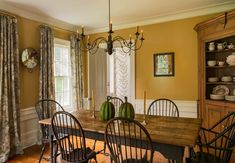 Crisp Architects has renovated this beautiful classic farmhouse situated in Millbrook, New York. Modern Farmhouse Design, Country Farmhouse, Wall Paint Colors, Upper Cabinets, Hudson Valley, Architect Design, Historic Homes, Living Spaces, Farm Houses