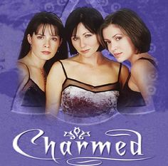 Charmed sisters with Pru...
