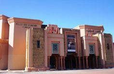 Palacio do Congresso (virou teatro)  - Marrakech