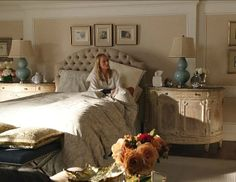 Guest room from Grayson manor #revenge