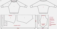 Easy Peasy Shirt: pattern and instructions - HANDMADE Kultur - We cannot have enough of that: basic parts that are easy to handle and yet reveal sophisticated det - Diy Clothing, Clothing Patterns, Sewing Patterns, Sewing Shirts, Sewing Clothes, Sewing Art, Hand Sewing, Easy Peasy Shirt, Sewing Hacks