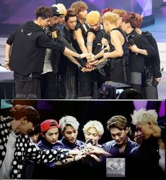 EXO at Happy Camp 2013 and 2014