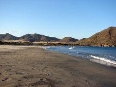 Playa de los Genoveses, Almeria, Spain
