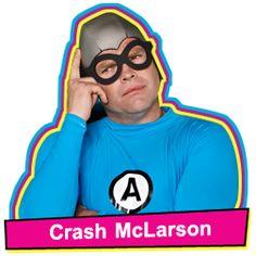 Crash McLarson