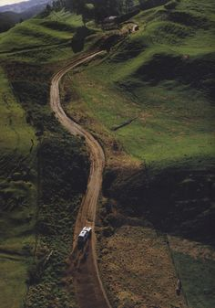 Rally road.