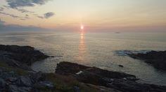 Cape Bonavista Sunset.