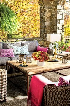 13 Achievable Ideas Inspired by a 1926 Tudor: The Back Porch