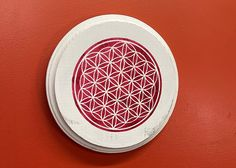 Up-cycle your old art with paint and stencils! Make it uniquely you! . #istencils #upcycleart #floweroflife #diyart #makeitnew Stencil Wall Art, Custom Stencils, Flower Of Life, Old Art, Upcycle, Graffiti, Wallpaper, How To Make, Crafts
