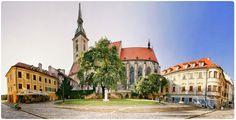 Rudnayovo námestie by Elena Rusko on Bratislava, Mansions, House Styles, City, Places, Home Decor, Cities, Mansion Houses, Homemade Home Decor