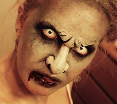 Lord of the Rings Orc Makeup