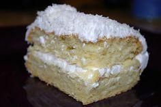 The Vegan Version: Coconut Cake