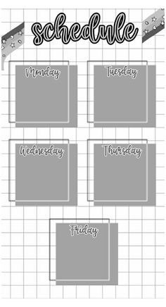 Study Schedule Template, Timetable Template, Schedule Design, Weekly Planner Template, Notes Template, School Timetable, School Template, Bullet Journal Lettering Ideas, School Schedule