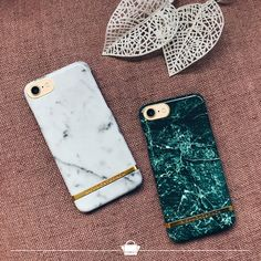 Discover our new brand: Richmond & Finch! Richmond And Finch, Smartphone Covers, Marble, Iphone Cases, Samsung, Granite, Iphone Case, I Phone Cases, Marbles