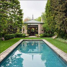 GlamBarbiE   private pool