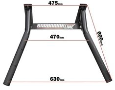 The Barbarian Wall Mounted Dip Bars allow you to perform this great upper body bodyweight exercise in your home gym. Home Made Gym, Diy Home Gym, Bodyweight Upper Body Workout, Gym Workouts, Training Equipment, No Equipment Workout, Commercial Gym Equipment, Dip Bar, Crossfit Gym