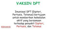 Imunisasi DPT, Apa Fungsi Serta Efek Sampingnya ? - Lihat lebih lengkap http://bidhuan.id/obat/44738/imunisasi-dpt-apa-fungsi-serta-efek-sampingnya/
