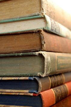 old books. #reading, #books