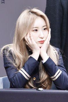 Chaeyeon - IZ*ONE Gfriend Sowon, Fandom, Japanese Names, Japanese Girl Group, Kim Min, The Wiz, Me As A Girlfriend, Pop Group, Korean Singer