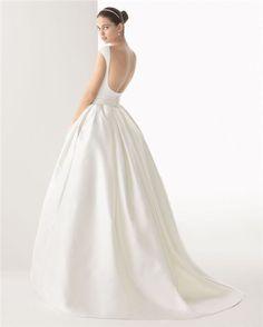 robe longue sexy et elegante pour mariage 2014