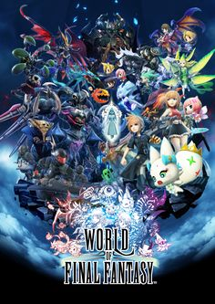 World of Final Fantasy : 28 octobre en Europe - Final Fantasy Ring