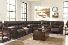 "Liberty Lagana Furniture in Meriden, CT: The ""Barrettsville"" Collection  by Ashley Furniture!"