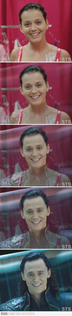 Loki Perry...  Sorry ladies...