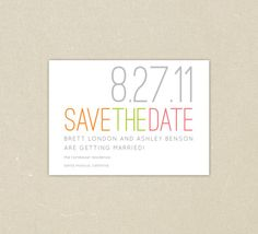 Wedding Collection Printable Modern Typography Wedding by elsiej, $75.00