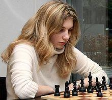 Almira #Skripchenko from France #chess #women
