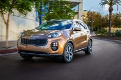 14 Fun Facts and Cool Features on the 2017 Kia Sportage www.asautoparts.com