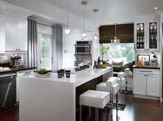 *Дизайн и декор* - Белые кухни