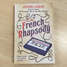 Lee @Hotdesigner Oooh new book arrived in the office! Loved Antoine's other two books. I look forward to reading this @gallicbooks