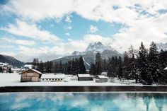 We recently traveled to Sexten, Italy, where we stayed at the beautiful wellbeing Hotel Monika, that offered wellness and lots of culinary highlights! Mount Rainier, Wanderlust, Italy, Mountains, Nature, Travel, Beautiful, Naturaleza, Viajes