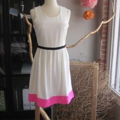 New Never Worn Dress! Stella & Dot Boutique! This simple but chic dress was given to me as a gift but it didn't fit me so I want someone else to enjoy it!  This dress came from the Stella & Dot boutique! Very nice Sundayfunday dress  Dresses