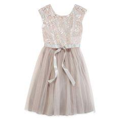 Speechless® Sequin Ballerina Dress - Girls 7-16  found at @JCPenney