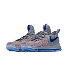 04f0f609095 Nike Zoom KD 9 iD Basketball Shoe Youth Basketball Shoes