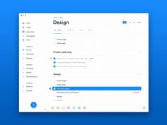 EverDo - App Design designed by Jakub Reis for Balkan Brothers. Connect with them on Dribbble; Form Design Web, Interaktives Design, Design System, Graphic Design, Dashboard App, Dashboard Design, To Do App, Ui Design Inspiration, Ui Web