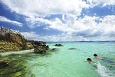 Lua de mel na Tailândia. #casamento #luademel #viagem #noivos #Tailândia #praia #snorkeling