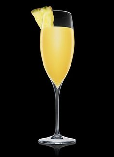 Frozen Matador - Fill a shaker with ice cubes. Add all ingredients. Shake and strain into a chilled champagne glass. Garnish with pineapple. 3 Parts Tequila, 4 Parts Pineapple Juice, 1 Part Lime Juice, 1 Spear Pineapple