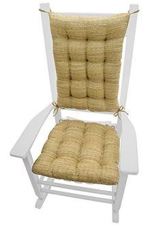 Rocking Chair Cushions - Brisbane - Seat Cushion and Back... https://www.amazon.com/dp/B00LMHT72C/ref=cm_sw_r_pi_dp_x_LPSfyb3T40463