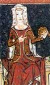 """Joan """"Lady Of Wales"""" Plantagenet Birth 22 Jul 1188 in Newark Castle, Nottinghamshire, England Death 2 Feb 1237"""