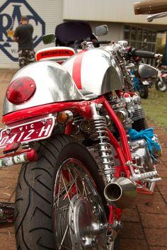 Honda CB550 cafe racer - Page 19