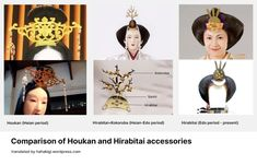 Heian Era, Heian Period, Chinese Style, Chinese Fashion, Japanese Outfits, Presents, Culture, Christmas Ornaments, Holiday Decor
