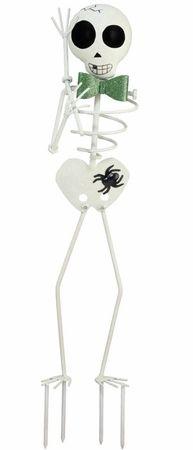 Skeleton Garden Decor - Click to enlarge