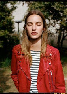 Leather Avec En Meilleures Cuir 18 Tableau Tenues Du Veste Images qHFzwBR