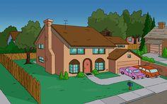 Quanto custam as casas de Harry Potter, Breaking Bad, Simpsons, Friends e outras séries? - IMMOBILE Arquitetura / Blog