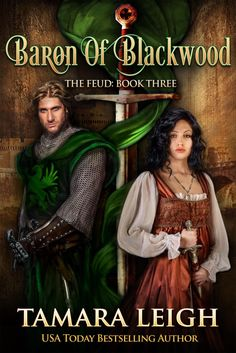 Great read! Loved the Baron of Blackwood by Tamara Leigh. Good to wrap up the focault mystery in the final book of the series.