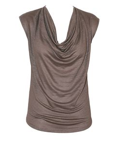 Country Lane Cowl Neck Top