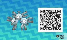 Pokémon Sol y Luna - 048 - Magneton Tous Les Pokemon, Pokemon Rare, My Pokemon, Pokemon Stuff, Pokemon Sun Qr Codes, Code Pokemon, Gotta Catch Them All, Catch Em All, Nocturne