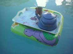 mate flotante